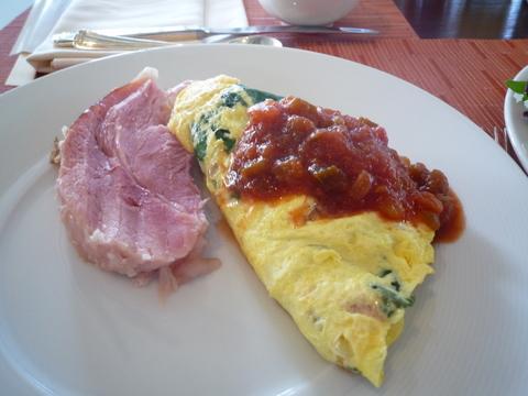 カハラ朝食3