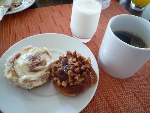 カハラ朝食4