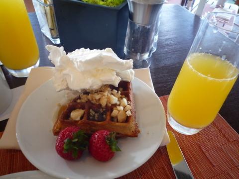 カハラ朝食1