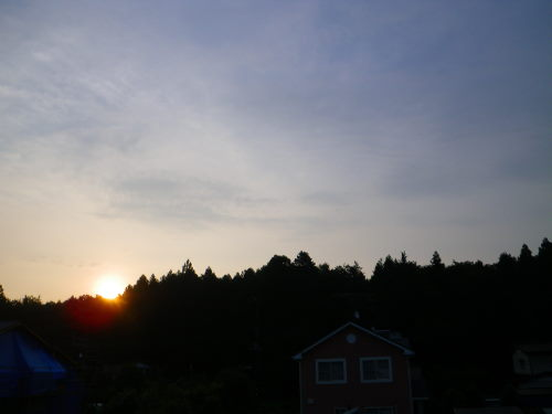 日の出72