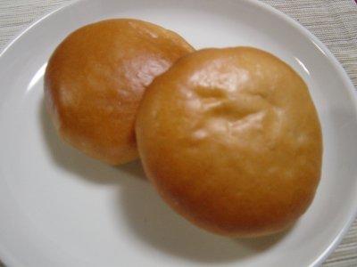 粒ジャムパン