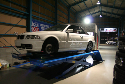 BMW E46カブ 新品交換