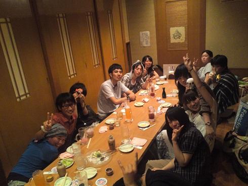 20130802飲み会