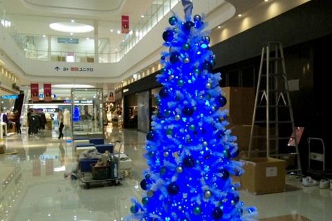 クリスマスセール間近