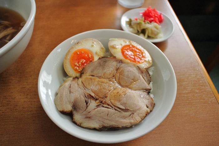 ら麺屋@宇都宮市新里町 Andy特製チャーシュー丼