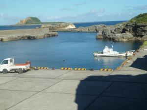 城之前漁港