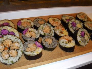 巻き寿司3