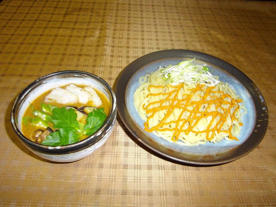 五反田店香味味噌つけ麺850円9月2日から