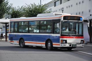 2011年9月16日 上田バス H101号車