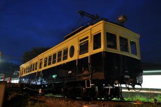 2011年9月16日 上田電鉄別所線 別所温泉 モハ5250形5252号