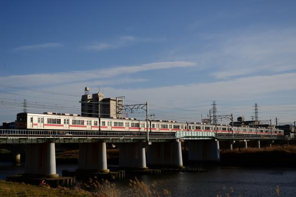 2013年2月2日 東急東横線 大倉山~綱島 1000系1005F