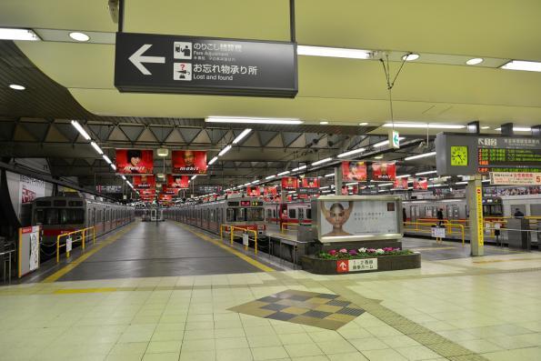 2013年2月11日 東急東横線 渋谷 9001F・9010F・5151F・9012F