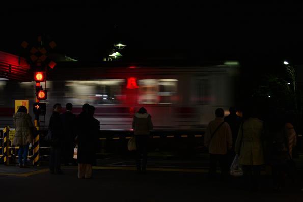 2013年2月22日 東急東横線 妙蓮寺 9000系9012F