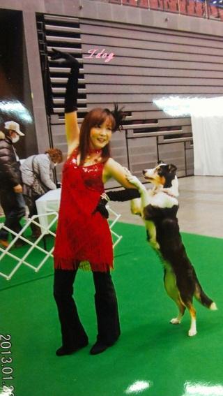 島田有紀子&ジール