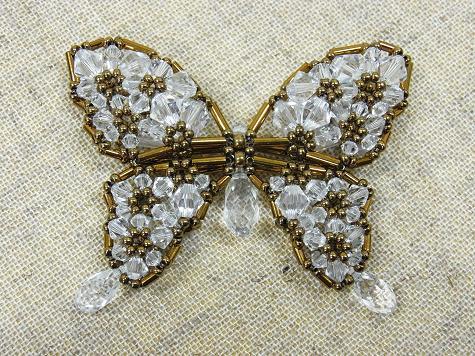 クリスタル蝶々2