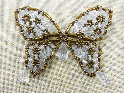クリスタル蝶々3