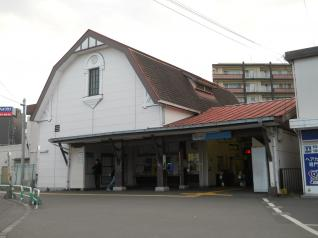 向日ヶ丘遊園駅