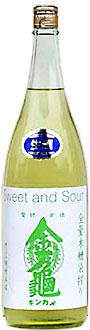 長寿金亀Sweet&Sour