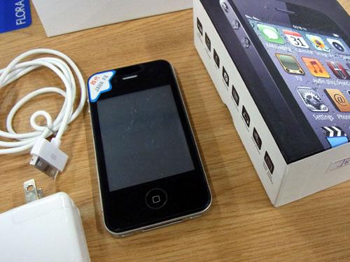 iPhone四代