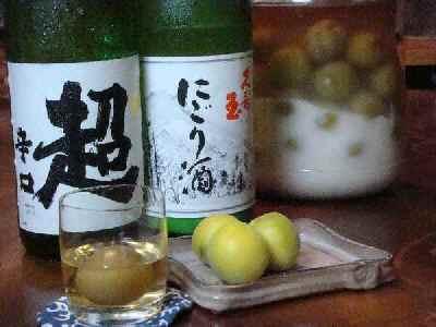 にごり梅酒2