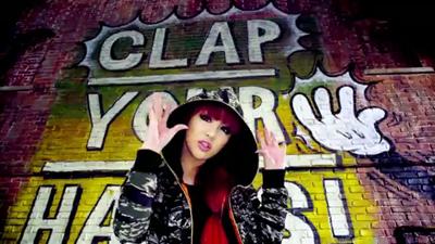 [M V] 2NE1 - Clap Your Hands [HD].flv_000067901