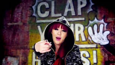 [M V] 2NE1 - Clap Your Hands [HD].flv_000067601