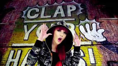 [M V] 2NE1 - Clap Your Hands [HD].flv_000068168