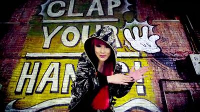 [M V] 2NE1 - Clap Your Hands [HD].flv_000072072