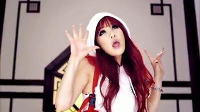 [M V] 2NE1 - Clap Your Hands [HD].flv_000137237