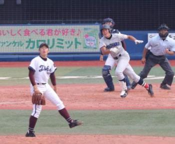 絵日記7・25高校野球2