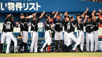 絵日記10・3横浜勝ち1