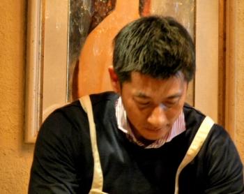 絵日記12・18矢野さん3