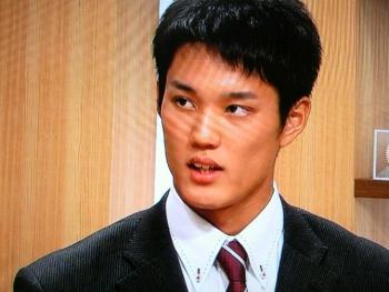 絵日記12・20藤浪君2