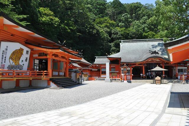 熊野那智大社