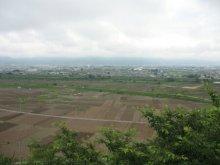 rich plum-妻女山からの眺め2