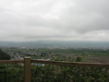 rich plum-妻女山からの眺め1