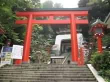 rich plum-江ノ島神社へ