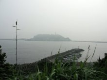 rich plum-江ノ島が見える