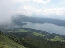 rich plum-芦ノ湖