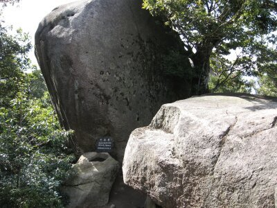 rich plum-干満岩