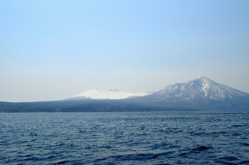 rich plum-不風死岳と樽前山