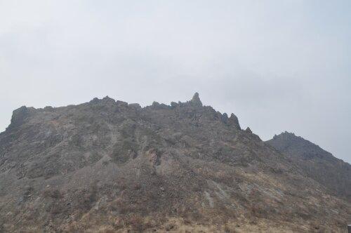 rich plum-有珠山の大有珠山頂