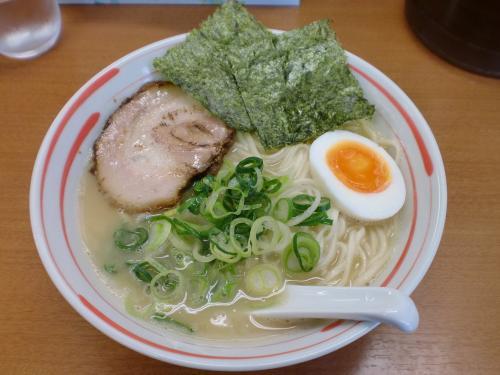 鶏白湯らぁめん(ななまる)130212