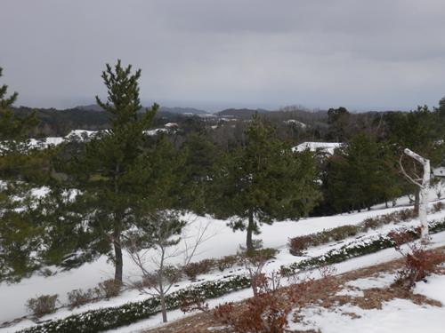 2013-01-28-駐車場からの景色