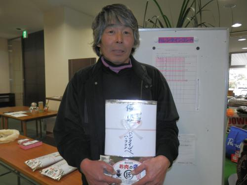 バレンタインコンペ優勝・岩本氏