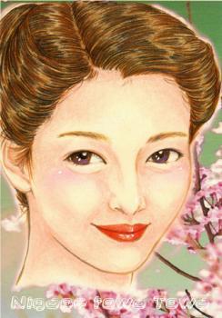 夏目雅子さん