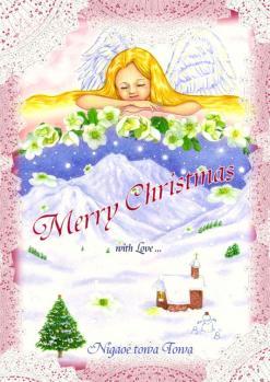 2010クリスマスカード