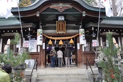 20120102 挙母神社1