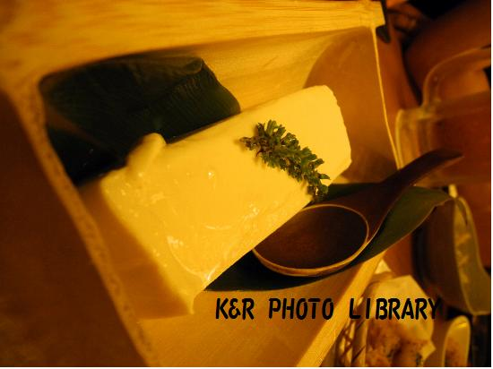 自家製青竹豆腐