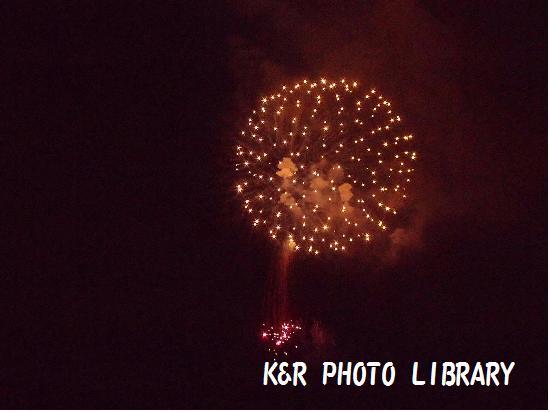 10月13日獅子浜花火2